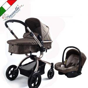 carucior copii si bebelusi 3 in 1