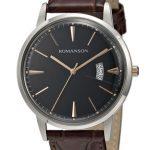 ceas barbatesc Romanson Clasic Elegant TL4201 MJ-BK
