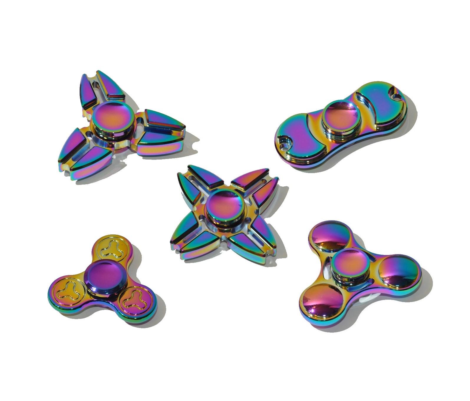 Rainbow Spinners Fidget Romania