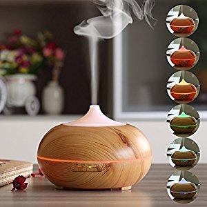 difuzor aromaterapie umidificator