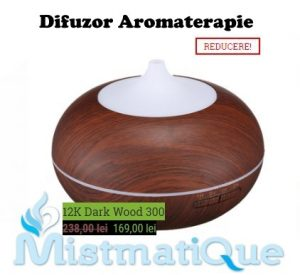 Difuzor Aromaterapie umidificator